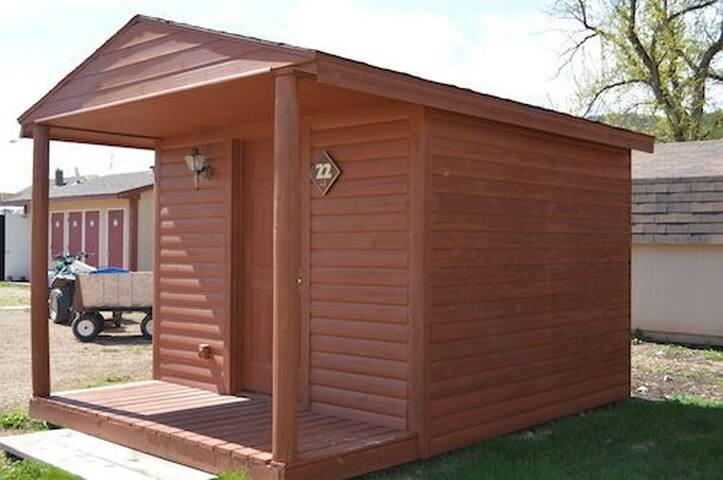 Petite Cabin 22 - NO BATHROOM