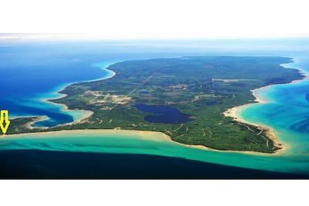 Fresh-water Island Paradise - Beaver Island