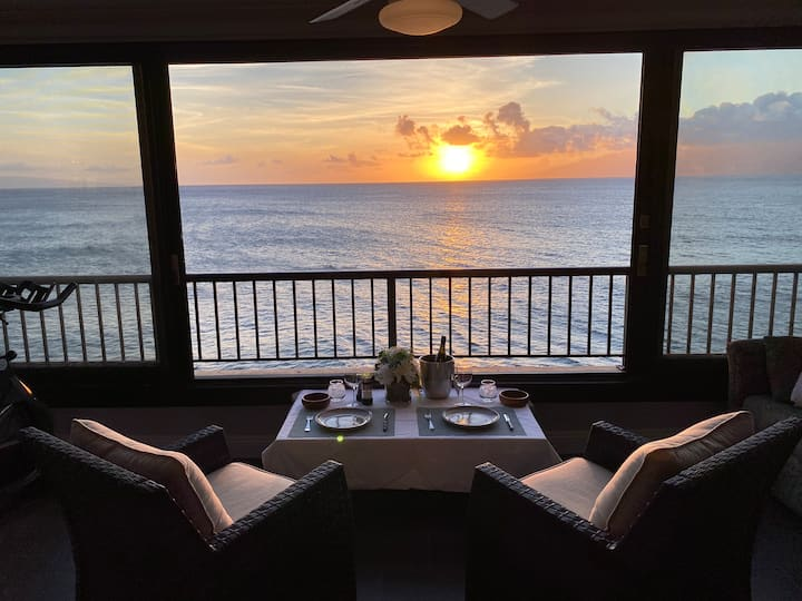 MauiKai 405 - Oceanfront Bliss!!