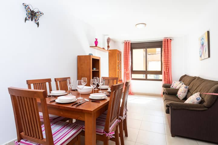 San Isidro 5 minutes from the beach free parking by Lightbooking