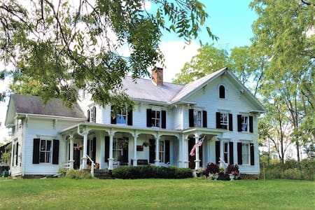 Historic home: Cornell & Ithaca College Graduation