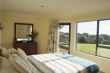 Relax with Sea Views in  Athenree, Waihi Beach