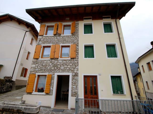 Albergo Diffuso - Cjasa Ressa 9149.1 - Barcis - Villa