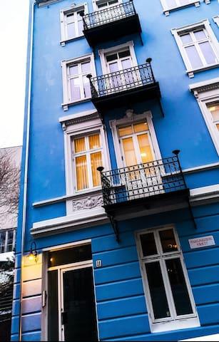 Fin liten leilighet, kort vei til sentrum