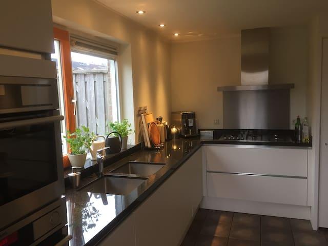 Moderne woning te huur - Hoogeveen