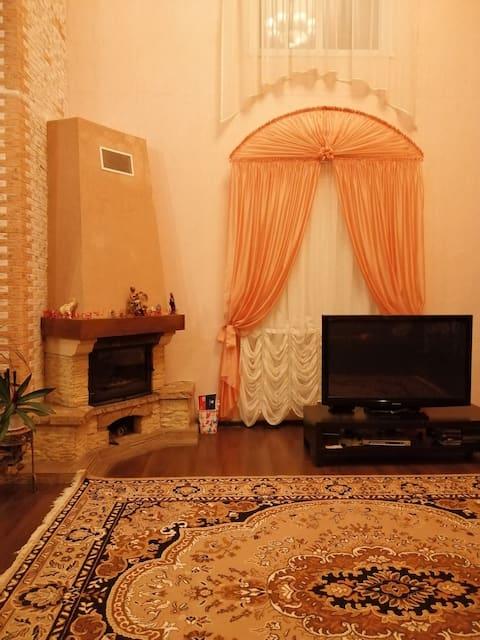 Отличный дом для отдыха в 20 мин. до центра Казани
