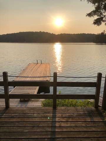 Lakefront property located in Lake of Bays
