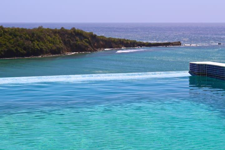 Serenity Villa with Swimming Pool & Stunning Views