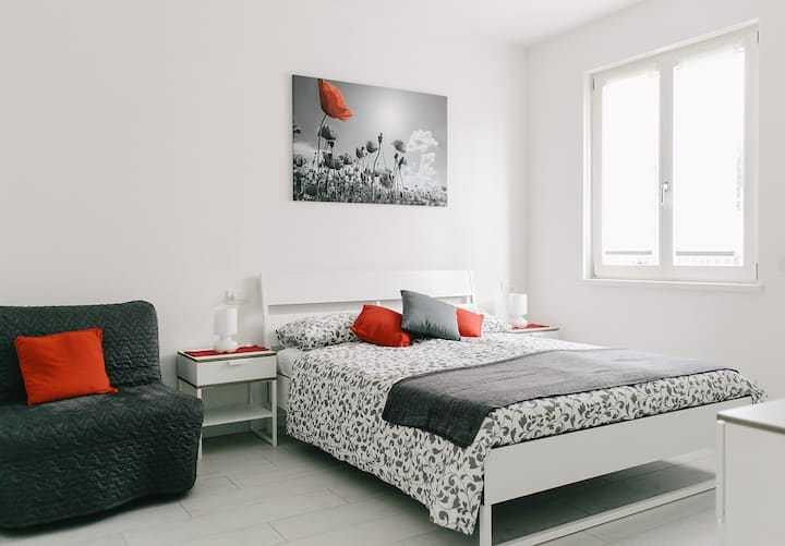 Antonietta's B&B Room Papavero Rosso