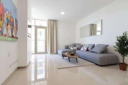 Luxurious City Center One Bedroom - Jerusalem - Flat