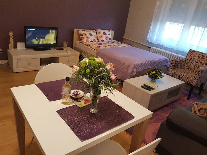 SARA - Modern apartment in the city center