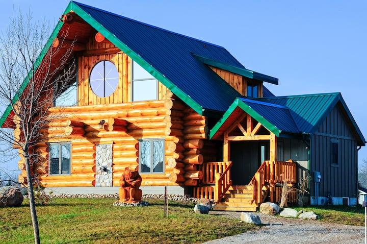 Haus Roko Loghouse