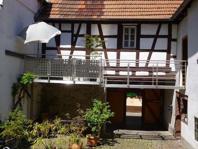 Gemütliche Ferienwohnung im Herzen der Altstadt