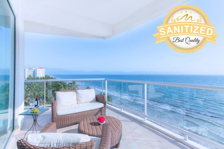 Kite 2-25. Front Panoramic Ocean View Condo