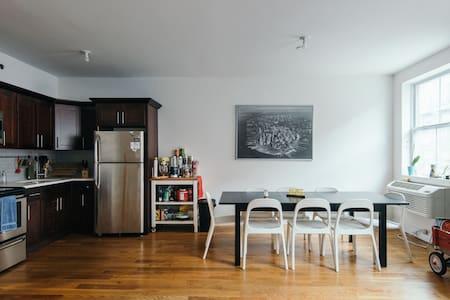 06 Secret Cozy Bunk @Williamburg BK - Brooklyn - Apartment