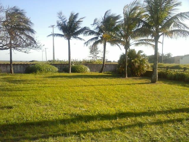 Casa vista pro mar 2 a 15 pessoas - Ilha Comprida  - Huis