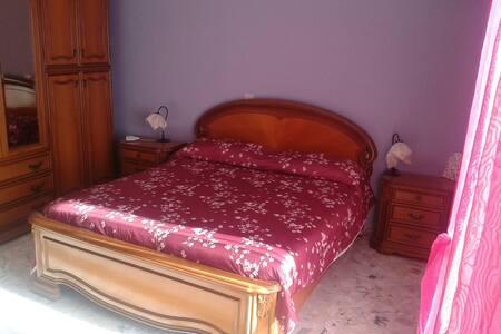 Camera in appartamento accogliente - Rofrano