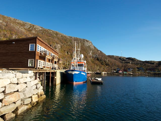 Ersfjordbotn Brygge - Troms - Pis