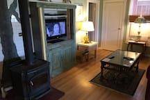 Frontroom w/tv