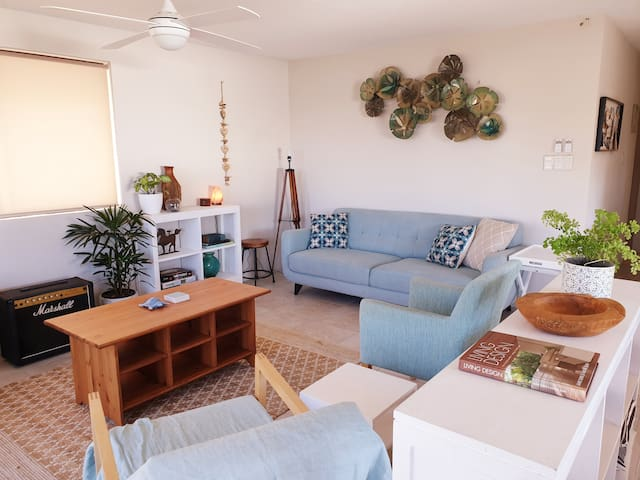 "Relax at ""Water Way"" by the beach, 2 bed apartment"