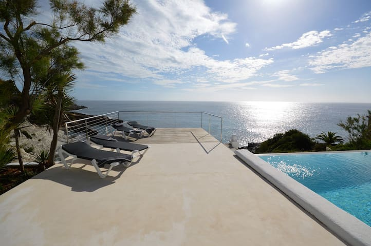 Butibalaire - Exclusive house next to the sea