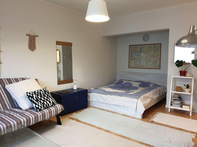 Nice flat in Kallio