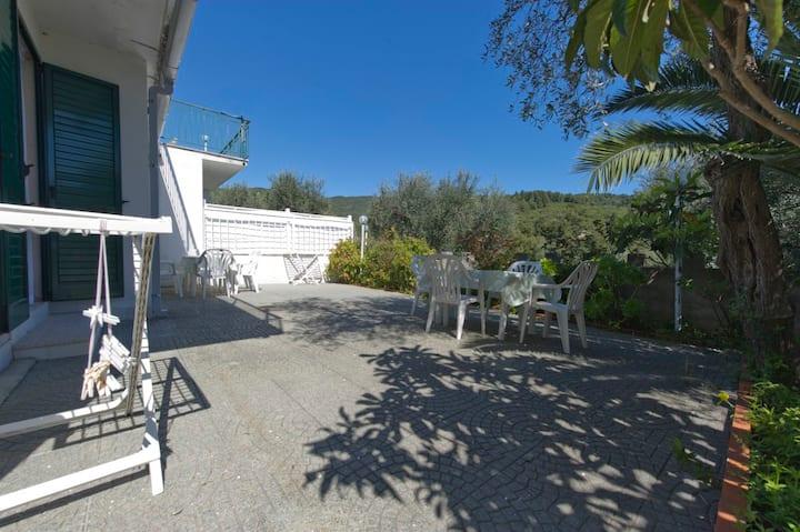 Gargano, apartment at 300 m from the sea (B)