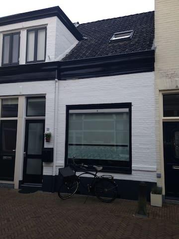 Centraal in Zwolle