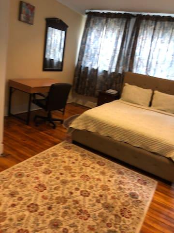 11. SUPERB Bright Master Bedroom