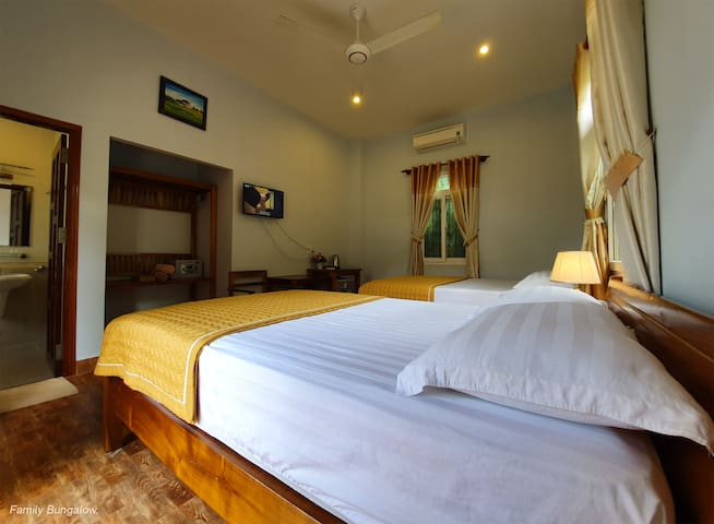 One-bedroom Bungalow Near Beach