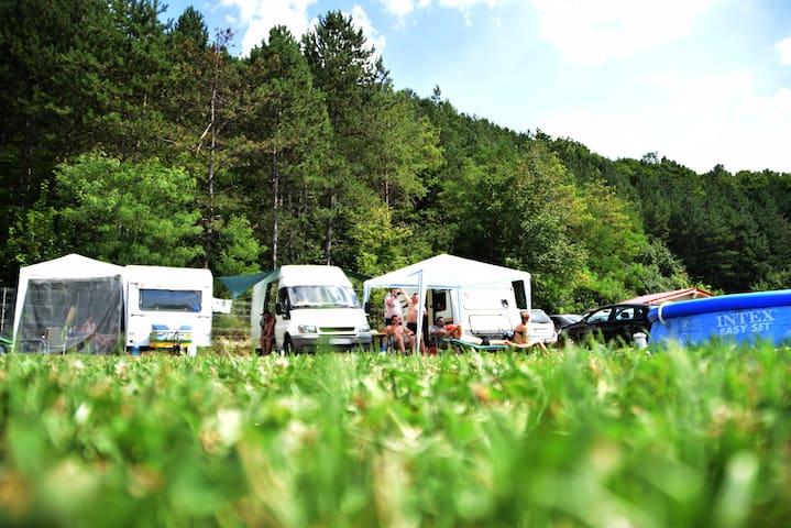 Camping COLINA, Cluj-Napoca (site #1)