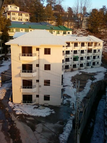 The Humsafar Apartment