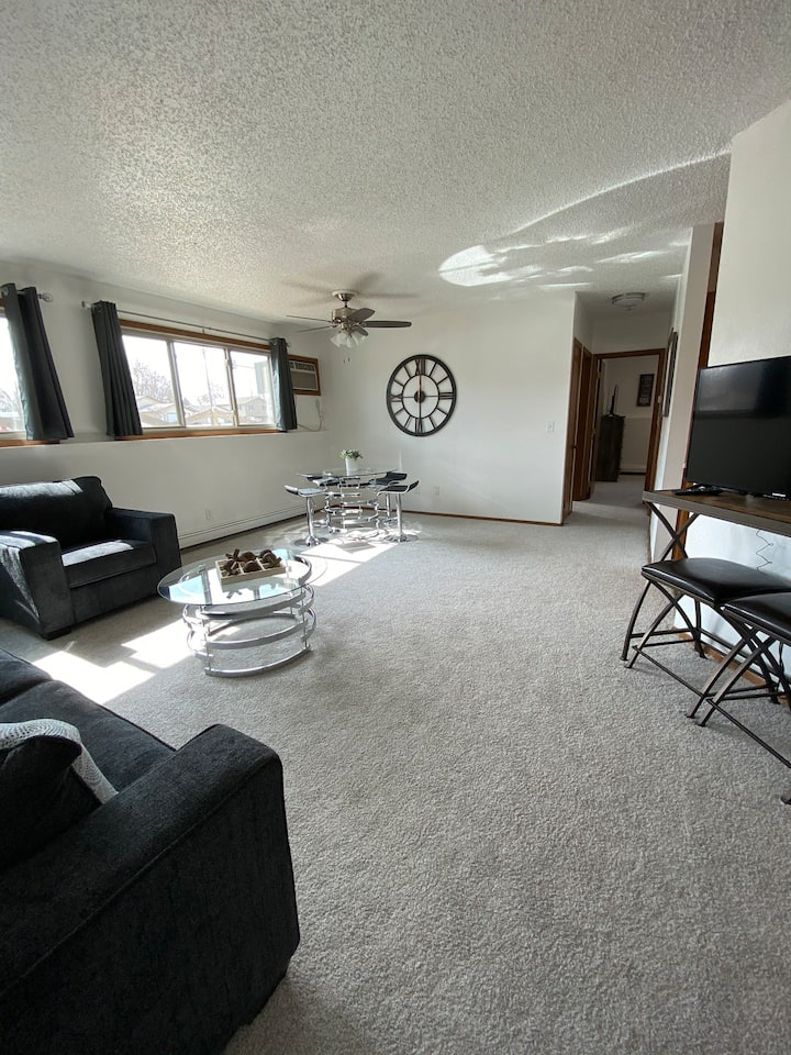 """The Cove"" 2 bdrm South Bismarck condo"