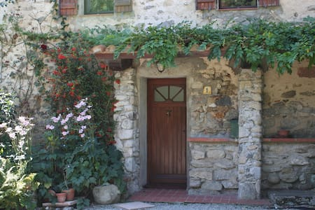 Traditional Rustic Catalan Cottage - House
