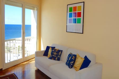 Marsala centro storico con vista sul mare - Appartement