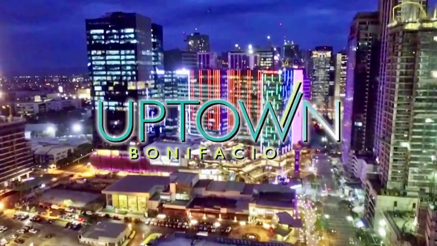 Pool View Condo Unit at One Uptown Residence BGC