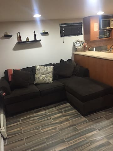 Beautiful COZY 1 Bd APARTMENT near JFK/ LGA - Valley Stream - Byt