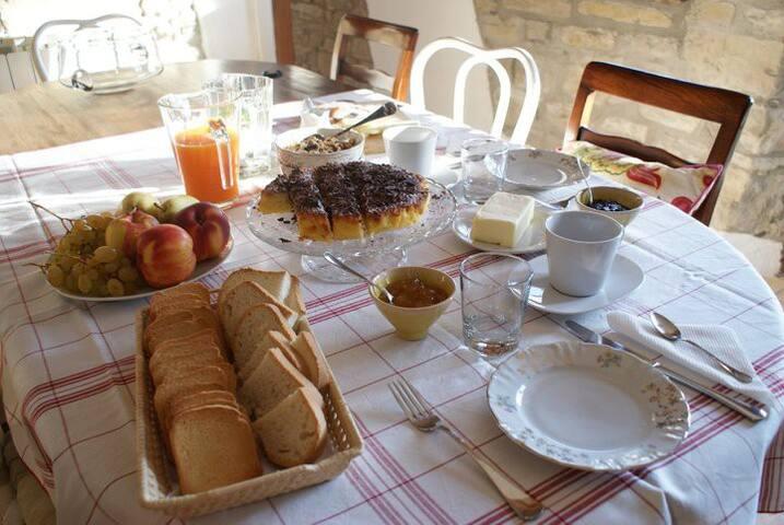 b&b nonna rosina - Vetto - Oda + Kahvaltı