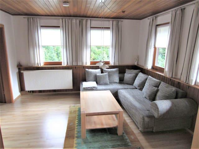 Ferienwohnung Brumichelhof, (Bad Peterstal-Griesbach), Ferienwohnung Brumichelhof, 90 qm, Terrasse, 3 Schlafzimmer, max. 5 Personen