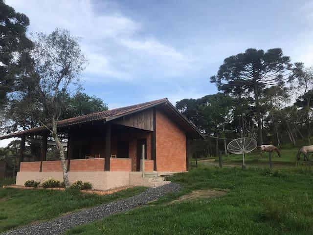 Fazenda Evaristo   55 - Cabana do Laço