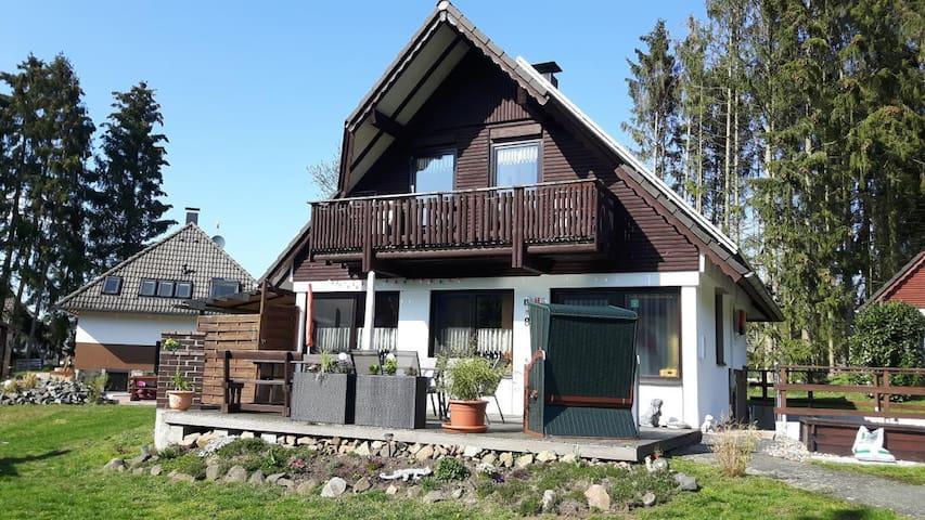 Ferienhaus Silbersee Nr. 82