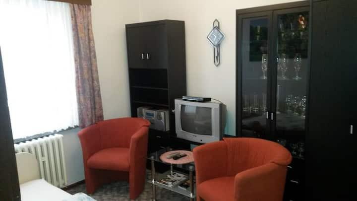 Ferienwohnung Hünefeld (Weimar) - LOH07530, Appartement mit Dusche und WC für eine Person
