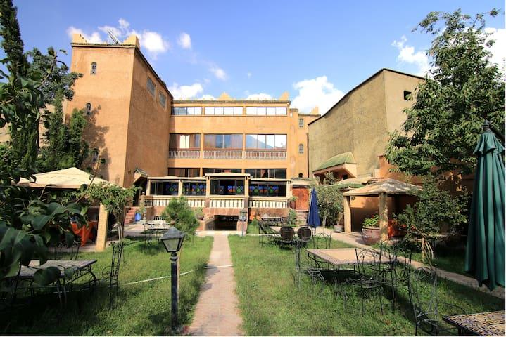 Hotel les étoiles de Toubkal