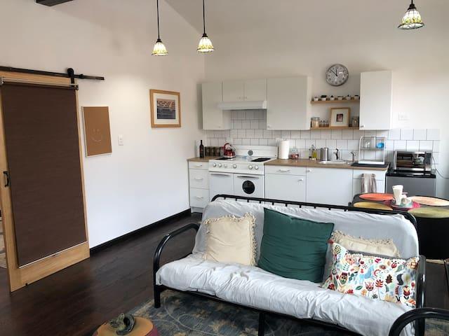 Affordable Loft in Downtown Ensenada