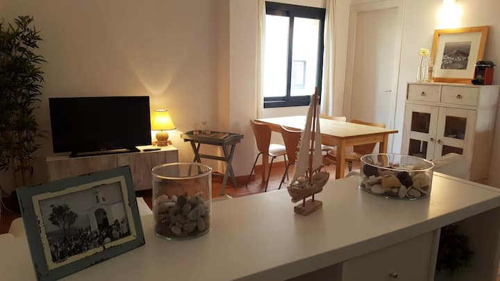 Well-located apartment in the heart of Begur