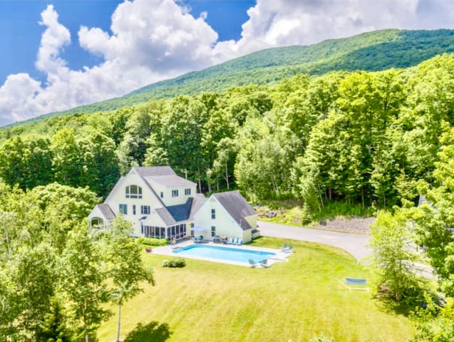 Luxury Southern Vermont- Manchester