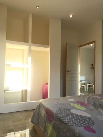 Élégant appartement au bord de la plage