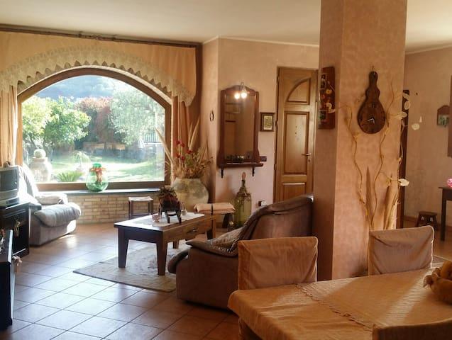 Elegante casa vicino Gole dell'Alcantara, Taormina - Francavilla di Sicilia - Natur lodge