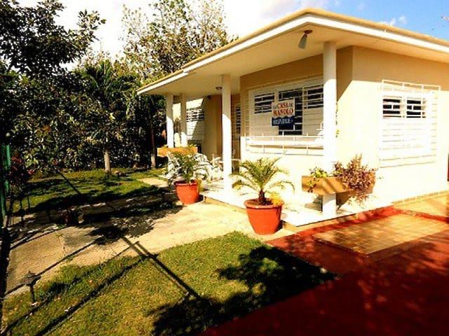 Casa Amarilla en Punta Gorda 3