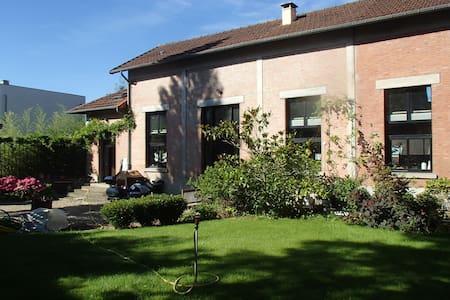 Maison d'architecte/loft en bordure de forêt - Montmorency - Huoneisto